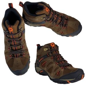 New Merrell deverta mid waterproof hiking boots